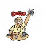 Bingo, one of the world's oldest games played online