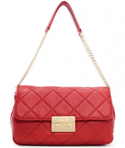 Michael Kors Large Sloan Quilted Shoulder Bag