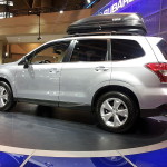 Top five SUVs 2014