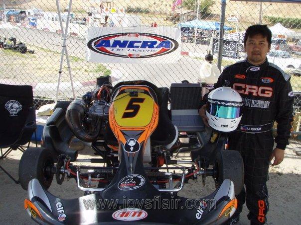 kart racing enthusiast