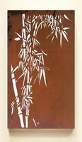 wall art, bamboo